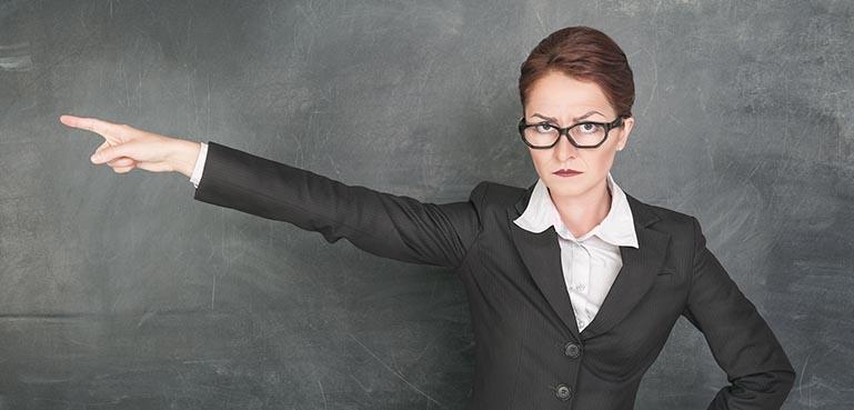Indisciplina na sala de aula