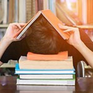 Como controlar a ansiedade na hora da prova